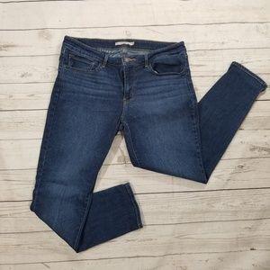 Levi's Women's 711 Skinny Jeans Blue Size 31